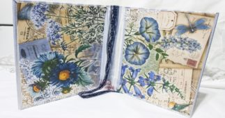 How to Make a Hard Cover for a Junk Journal