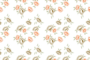 Seamless Floral Pattern Graphic Patterns By sabbirahmed012