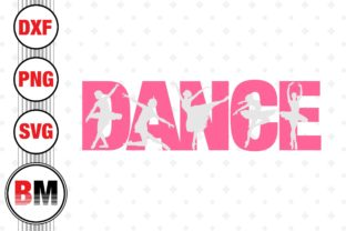 Dance Graphic Crafts By BMDesign