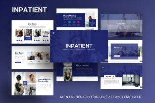 Presentation Template - Inpatient Graphic Presentation Templates By dijimedia