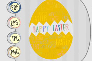 Print on Demand: Colorful Egg Graphic Illustrations By Kiang Stock Digiart