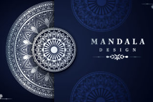 Print on Demand: Mandala Graphic Coloring Pages & Books By XOVECT