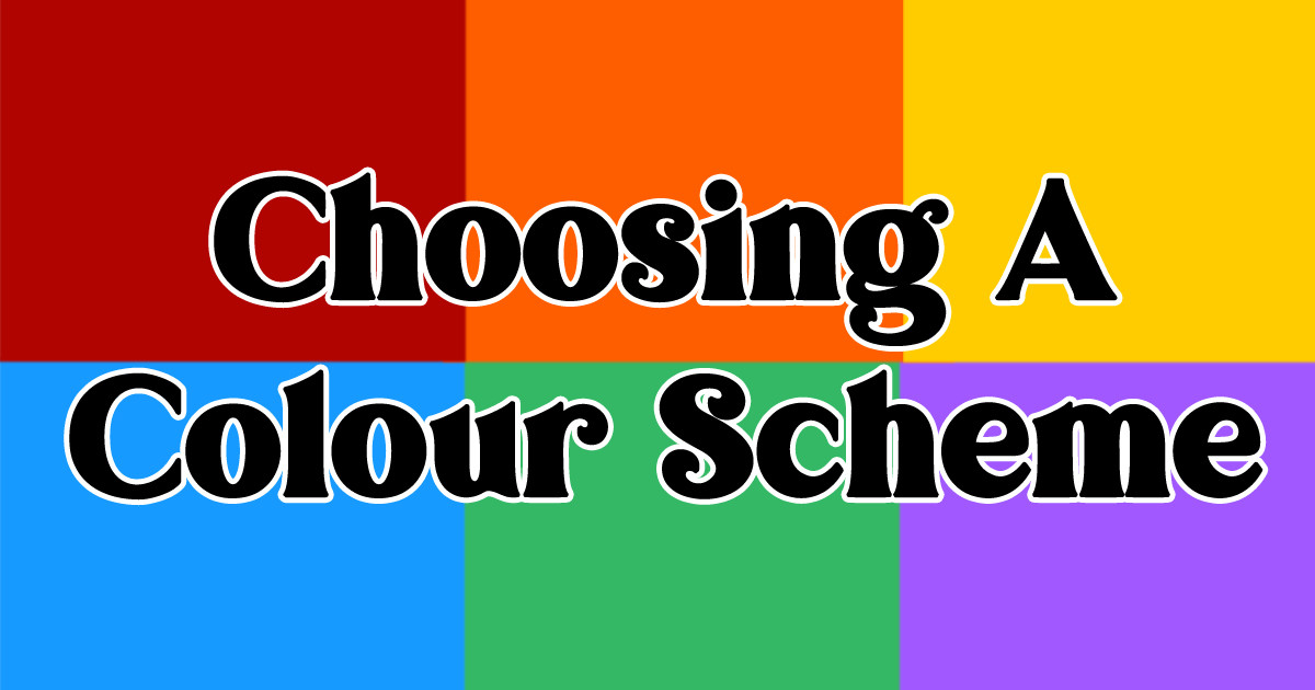 Colour Theory: Choosing A Colour Scheme main article image