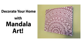 Decorate Your Home with Mandala Art for the Wall