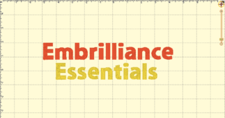 Introduction to Embrilliance Essentials