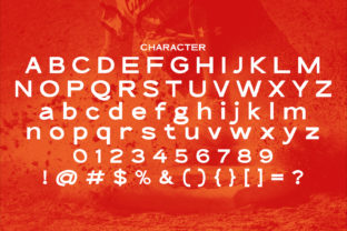 Print on Demand: The Qlickers Sans Serif Font By StringLabs 15