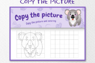 A Cute Koala 5 - Copy the Picture Graphic 10th grade By wijayariko