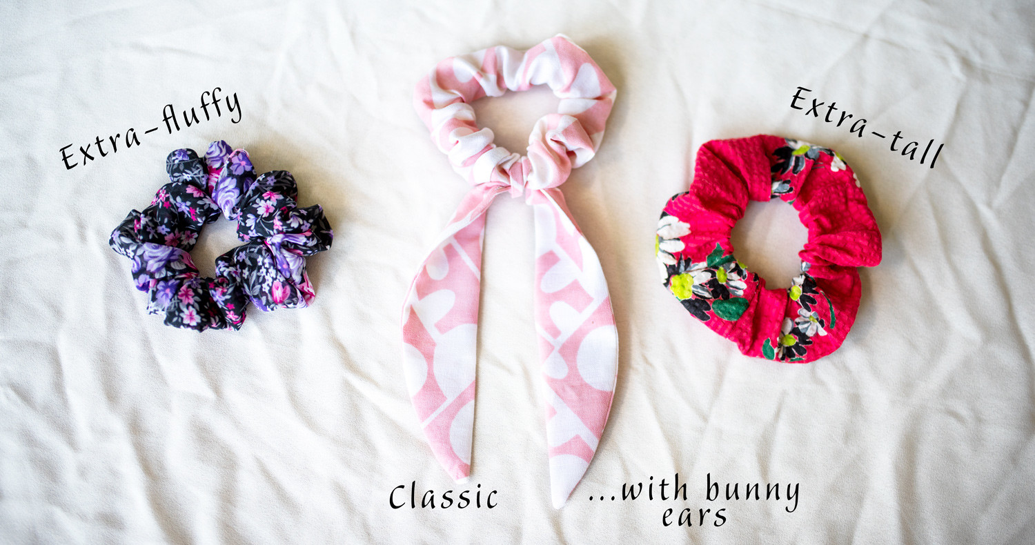 Make Your Own Scrunchies