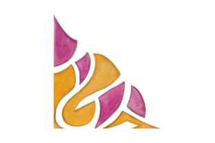 Print on Demand: Ornament Border with Pencil Color Bundle Graphic Crafts By Arief Sapta Adjie 2