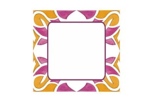 Print on Demand: Ornament Border with Pencil Color Bundle Graphic Crafts By Arief Sapta Adjie 6