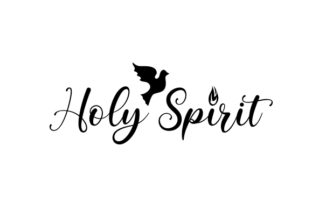 Holy Spirit Religious Craft Cut File By Creative Fabrica Crafts