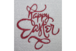 Happy Easter Easter Embroidery Design By Wingsical Whims Designs