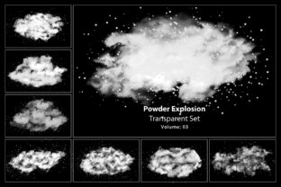 Print on Demand: Fog Effect Overlay Background Graphic Backgrounds By rowshonarabegum1975.bd