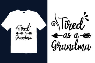 Print on Demand: Mother's Day T-shirt Design 006 Graphic Print Templates By graphicdabir
