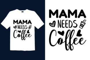 Print on Demand: Mother's Day T-shirt Design 007 Graphic Print Templates By graphicdabir