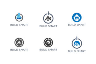 Print on Demand: Real Estate Logo Graphic Logos By shahtech50