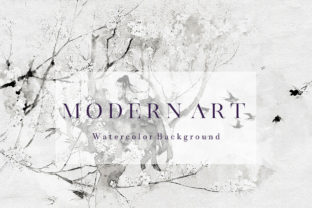 Japanese Watercolor Collection Graphic Backgrounds By DAYDESIGN