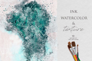 Abstract Watercolor Background Graphic Backgrounds By DAYDESIGN