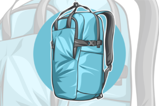 Bag Illustration Vector Graphic Illustrations By web.ladafood18