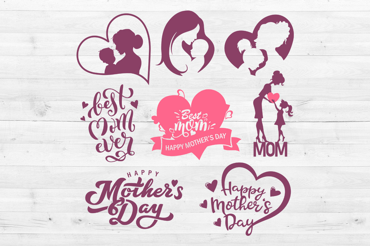 Mother's Day SVG File