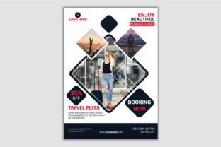 Travel Design Template Graphic Print Templates By TEAM XIVECT