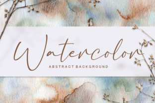 Watercolor Textures Graphic Textures By DAYDESIGN