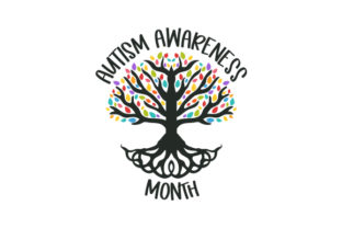 Tree of Life Autism Awareness Month Awareness Craft Cut File By Creative Fabrica Crafts