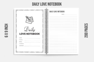 Journal Notebook Kdp Interior 200 PAGES Graphic KDP Interiors By KDP OUTFIT