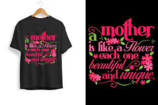 Mother Day and Mom T Shirt Design 105 Graphic Print Templates By tshirtgive