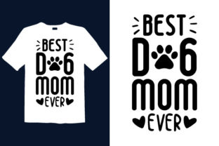 Print on Demand: Mother's Day T-shirt Design 041 Graphic Print Templates By graphicdabir