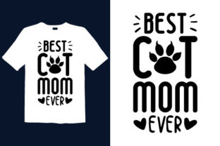 Print on Demand: Mother's Day T-shirt Design 042 Graphic Print Templates By graphicdabir