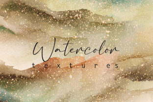 Watercolor Texture Graphic Textures By DAYDESIGN