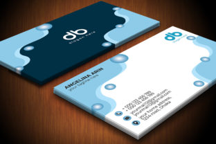 Business Card Mockup Graphic Print Templates By rojyrojy250