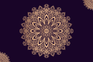 Mandala Graphic Coloring Pages & Books By Graphic World