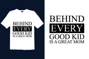 Print on Demand: Mother's Day T-shirt Design 051 Graphic Print Templates By graphicdabir