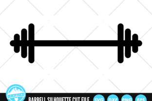 Barbell Gym Weights | Dumbell Weights Graphic Crafts By lddigital