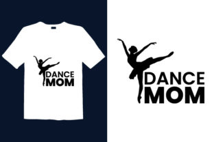 Print on Demand: Mother's Day T-shirt Design 065 Graphic Print Templates By graphicdabir