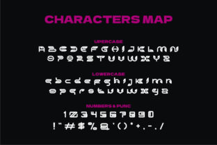 Print on Demand: Repistis Display Font By Letter Fia 7