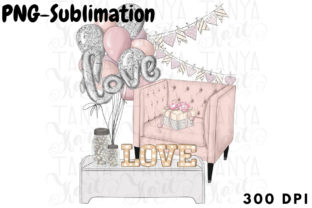 Love Scene Png Sublimation Graphic Crafts By Tanya Kart