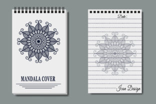 Notebook Cover Design Graphic KDP Interiors By icondesign2466