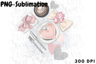 Valentines Day Hand Drawn Png Graphic Illustrations By Tanya Kart