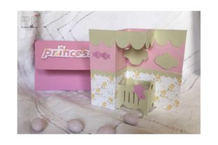Baby Pop Up Graphic 3D SVG By patrizia.moscone