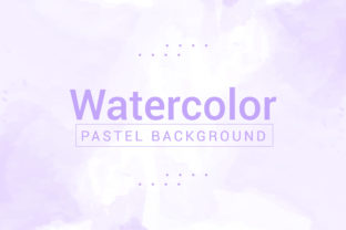 Print on Demand: Watercolor Ribbons Banner Clipart Vector Graphic Backgrounds By Dzyneestudio
