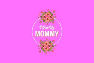 Mothers Day B Graphic Illustrations By immut07