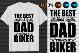 Father's T Shirt Design. Graphic Print Templates By Design Store