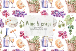Print on Demand: Watercolor Provence Seamless Pattern Graphic Patterns By Tiana Geo