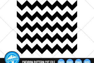 Chevron Pattern SVG | Seamless Chevron Graphic Crafts By lddigital