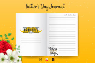 Father's Day Journal - KDP Interior Graphic KDP Interiors By Design invention