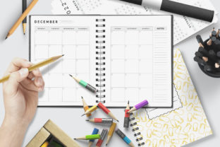 Print on Demand: Printable Ultimate Planner Bundles Graphic KDP Interiors By AmitDebnath 2