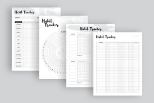 Print on Demand: Printable Ultimate Planner Bundles Graphic KDP Interiors By AmitDebnath 9